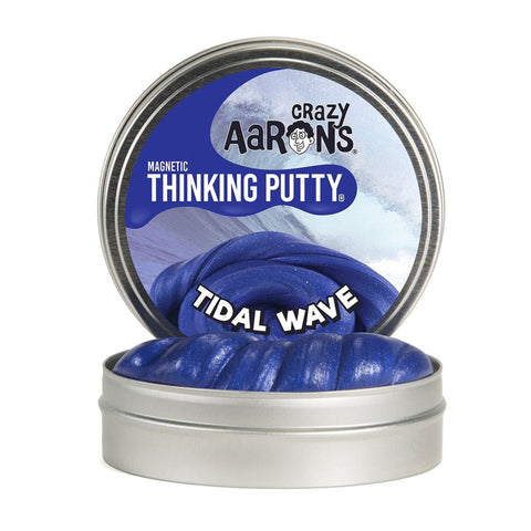 Magnetic Thinking Putty® Tidal Wave w/ Magnet