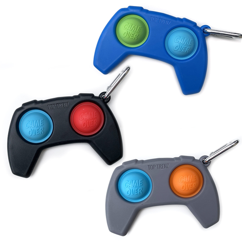 OMG!! Mega Pop Keychain Mini Pop-Its - Game Controller