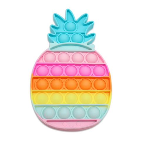 OMG Pop Fidgety - Rainbow Pineapple