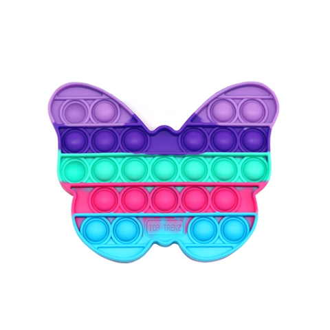 OMG Pop Fidgety - Rainbow Butterfly