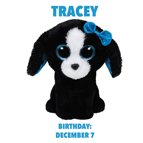 Ty Beanie Boos - Tracey