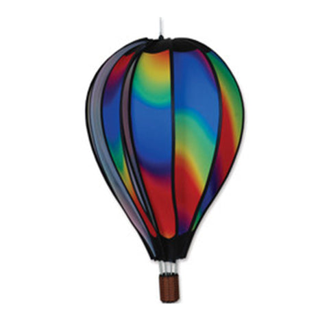 22 in. Hot Air Balloon - Wave Gradient
