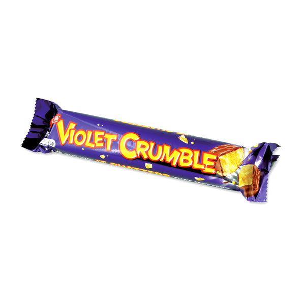 violet crumble � snyders candy