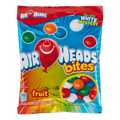 Air Heads Bites (Fruit) - 3.8oz
