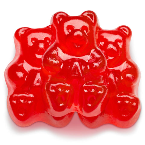 Albanese Red HOT Cinnamon Gummi Bears