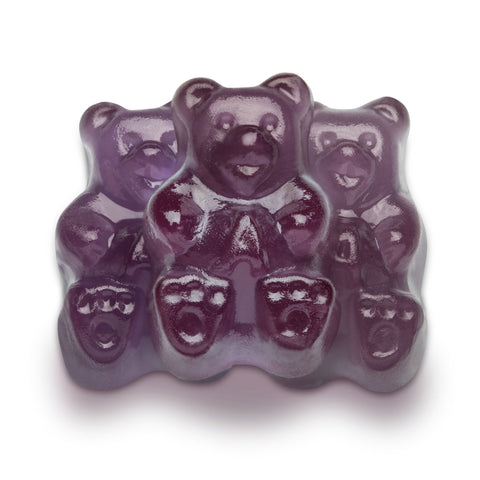 Albanese Concord Grape Gummi Bears - NOT AVAILABLE UNTIL 2022