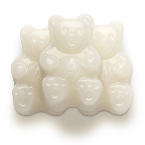 Albanese White Strawberry-Banana Gummi Bears