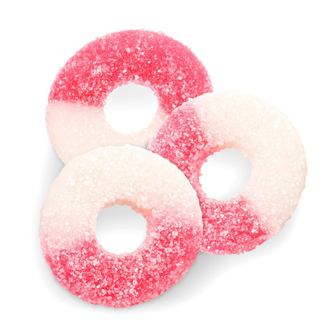 Albanese Watermelon Gummi Rings