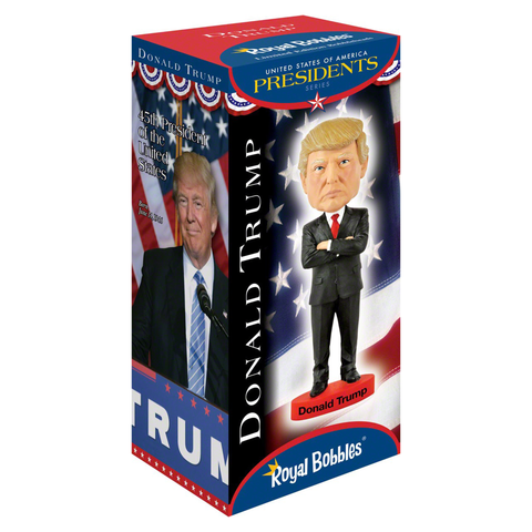 *Limited Edition* United States of America Presidents Series - Donald Trump