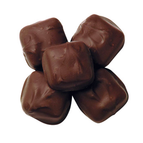 Milk Chocolate Butter Rum Caramels