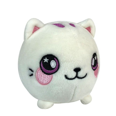 "Squeezamals Pet Series - Callie the Cat 3.5"" Plush"