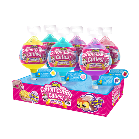 Oosh Cotton Candy Cuties - Assorted Scents