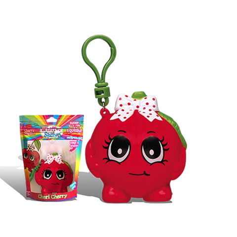 Whiffer Squishers - Cheri Cherry