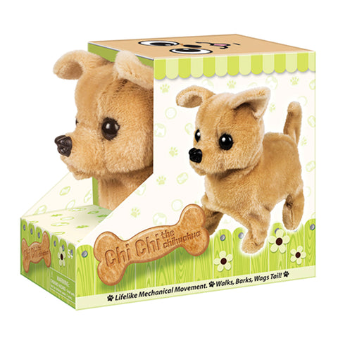 Chi Chi the Chihuahua - Battery Operated Animatronic Pet