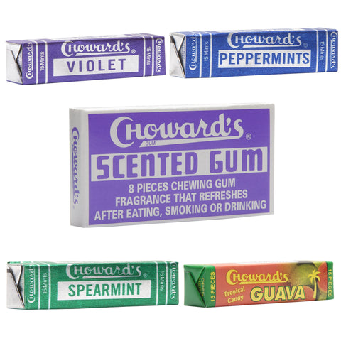 C. Howard's Fine Mints & Gum