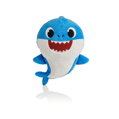 WowWee Pinkfong Baby Shark Official Song Doll - Daddy Shark