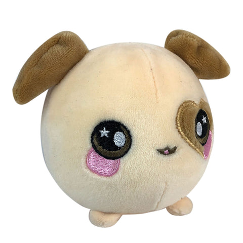 "Squeezamals Pet Series - Dasie the Dog 3.5"" Plush"