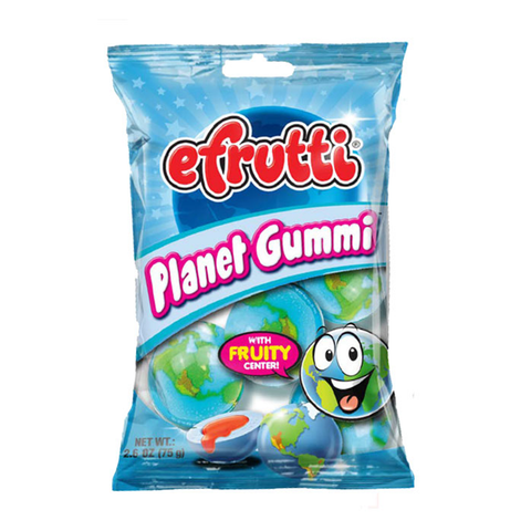 E. Frutti Planet Gummies - 2.6oz *Coming Soon*