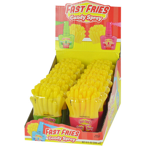 Fast Fries Candy Spray - 0.67 fl oz.