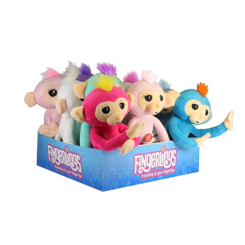 Fingerlings Posable Plush w/ Sound
