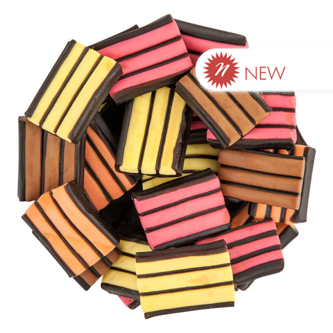 *NEW* Real Scandinavian Licorice - Assorted Finnish Slides