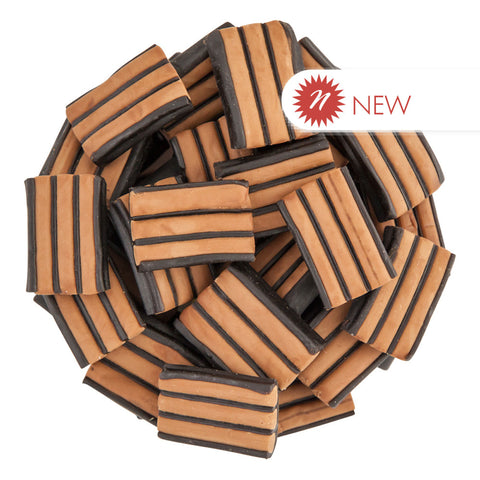 *NEW* Real Scandinavian Licorice - Chocolate Finnish Slides