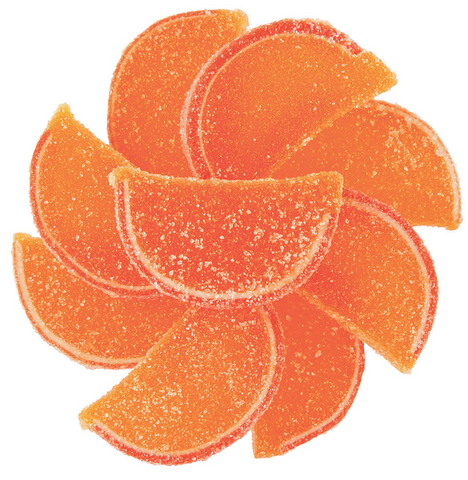 Fruit Slices - Orange