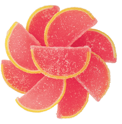 Fruit Slices - Pink Grapefruit