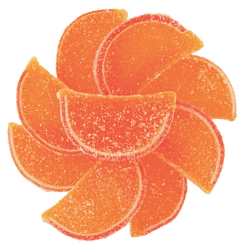 Fruit Slices - Sour Peach