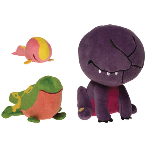 Funko Super Cute Plushies: Stranger Things - Evolution of the Demogorgon (3-in-1 Nesting Doll)