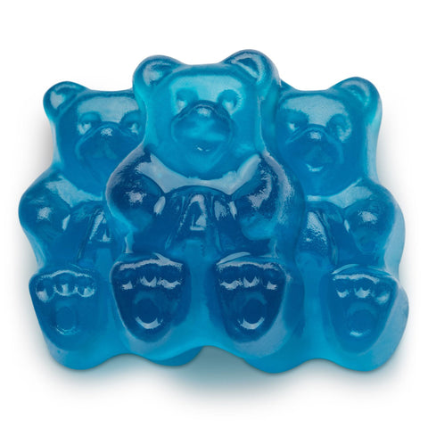 Albanese Blue Raspberry Gummi Bears