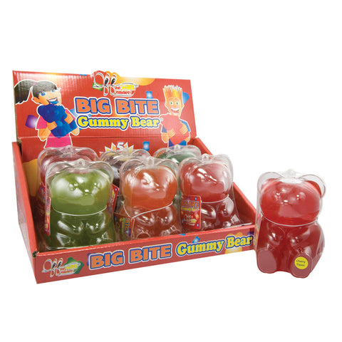 Big Bite Gummy Bear - Assorted