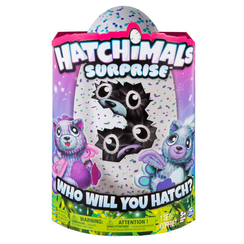 Hatchimals Surprise - Peacat