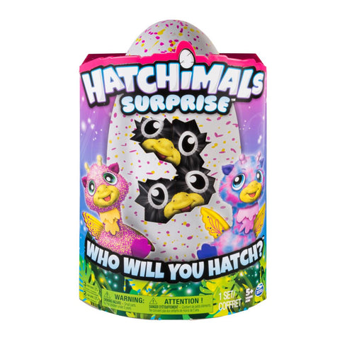 Hatchimals Surprise - Giraven