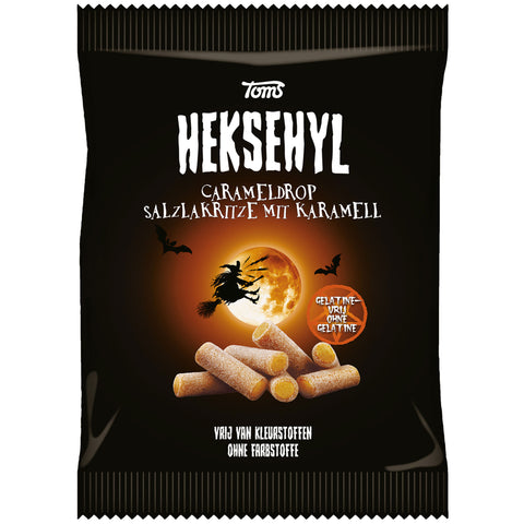 Heksehyl Caramel Drop (Salty Caramel Licorice) 10.6 oz. (300g)