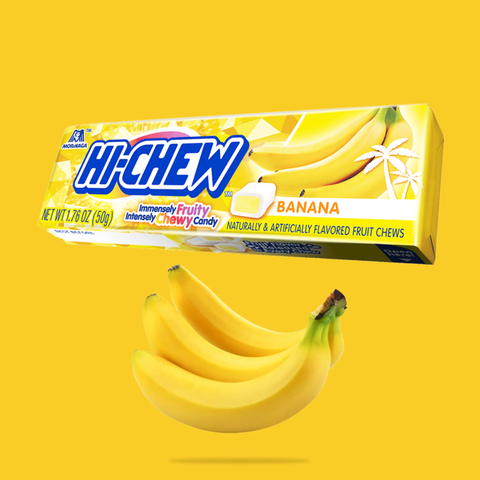 Hi-Chew Banana 1.76 oz