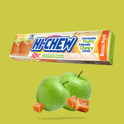 Hi-Chew Caramel Apple (Limited Edition) 2.05 oz