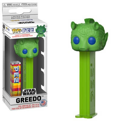 Funko POP! PEZ: Star Wars: Greedo