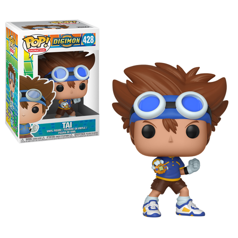 Funko POP! Animation: Digimon Series 1 - Tai