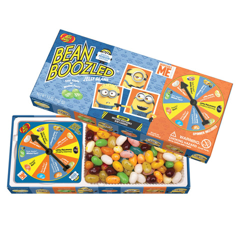 BeanBoozled Jelly Bean Spinner Gift Box (Minion Edition)