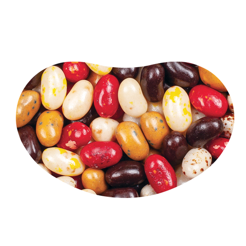 Jelly Belly® Recipes Mix 5-Flavor Gift Box - 4.25 oz.
