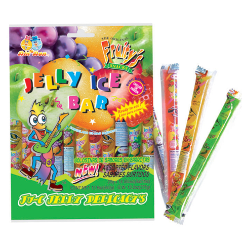 DinDon® Original Ju-C Jelly Ice Bars - 12.6 oz. *LIMIT 10 PER CUSTOMER*