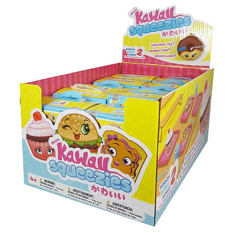 Kawaii Squeezes Series 2 -  Food