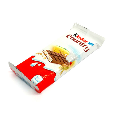 *NEW* Kinder Country Chocolate Bar (1 oz)