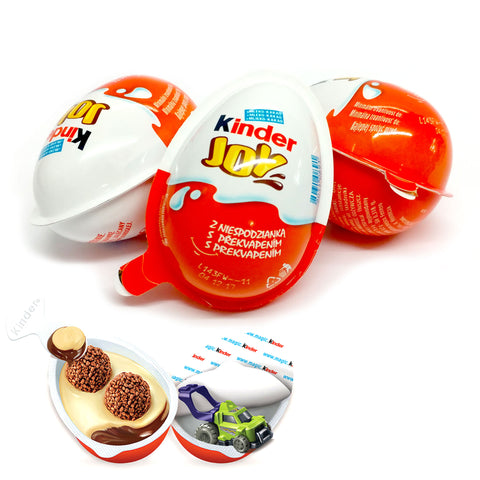 *NEW* Kinder Joy Surprise Eggs (.70 oz)