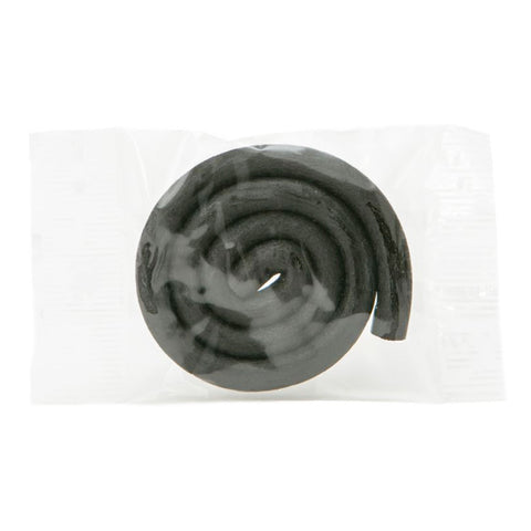 Kookaburra Licorice Wheels - Black