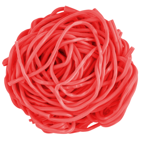 Dutch Licorice Laces - Strawberry