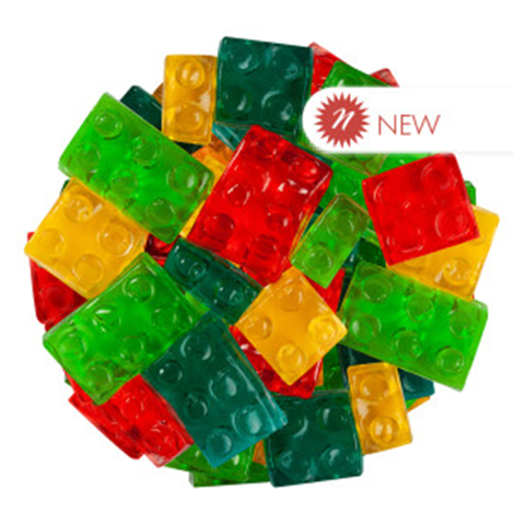 3D Gummy Blocks