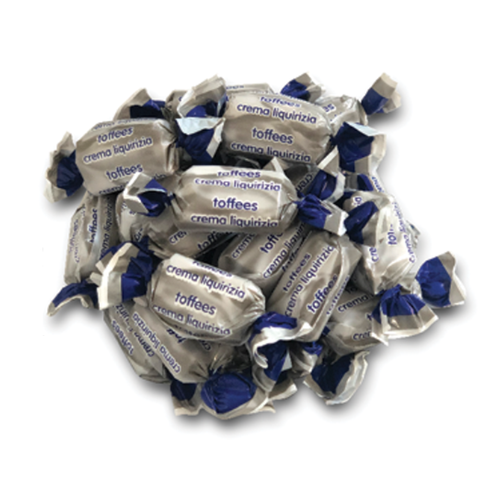 Italian Licorice Toffees - 6 oz.