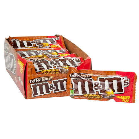*NEW* M&M's® Coffee Nut - 3.27 oz.